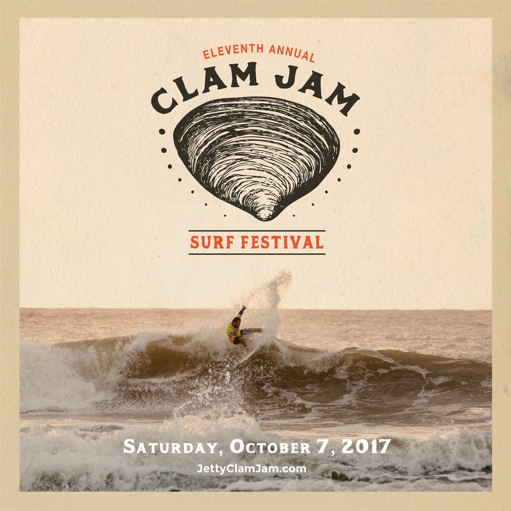 11th Annual Jetty Clam Jam