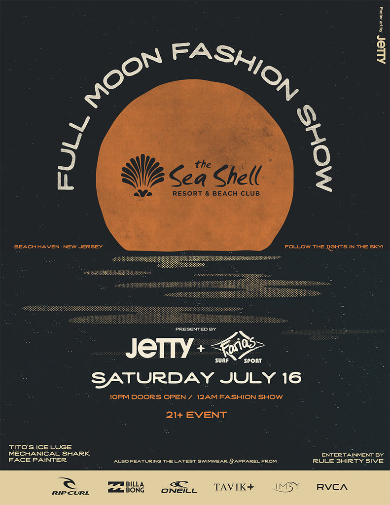 Full Moon Fashion Show