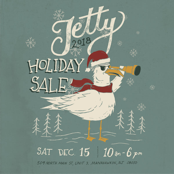 Jetty Holiday Event