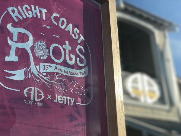 Right Coast Roots Tour Update