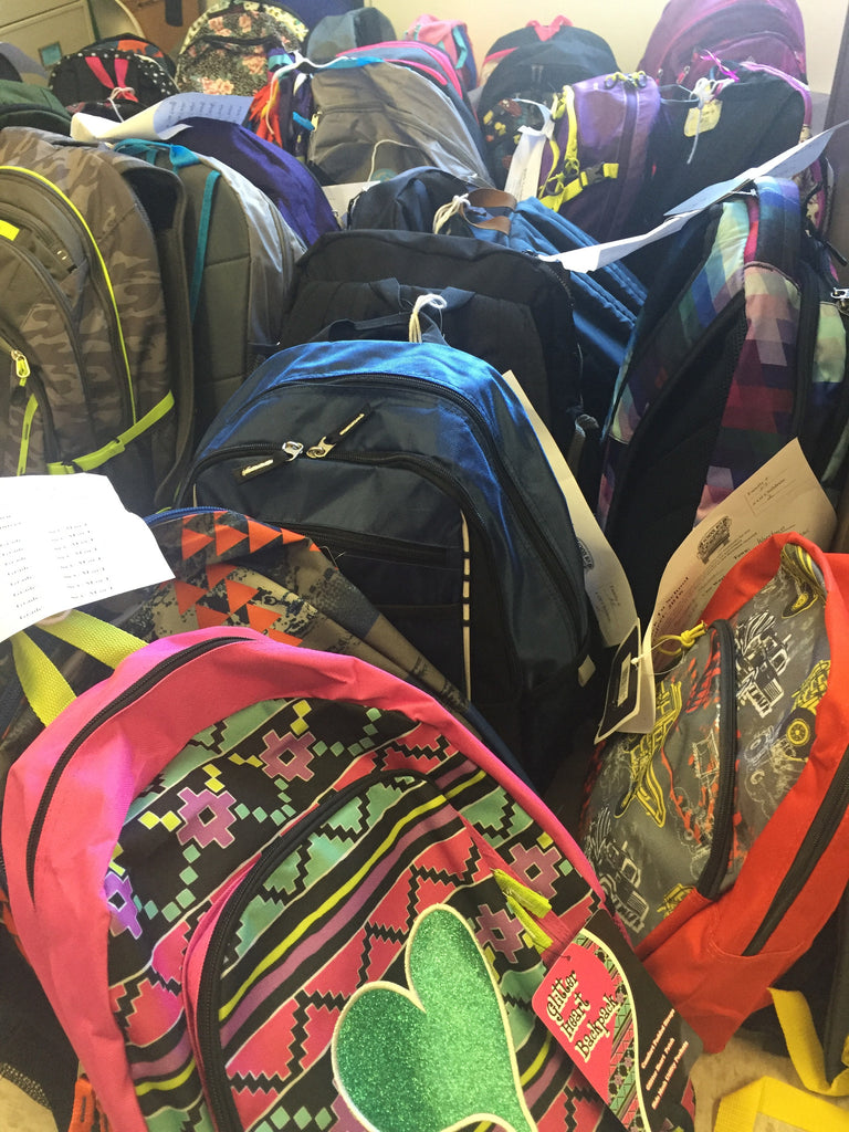 St. Francis Back-to-School Initiative
