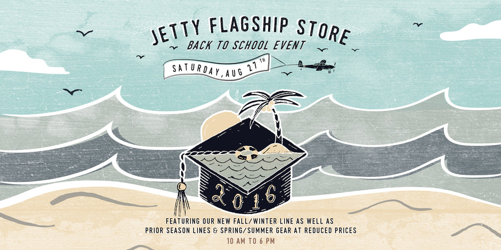 JTY Flagship Store: Back To School
