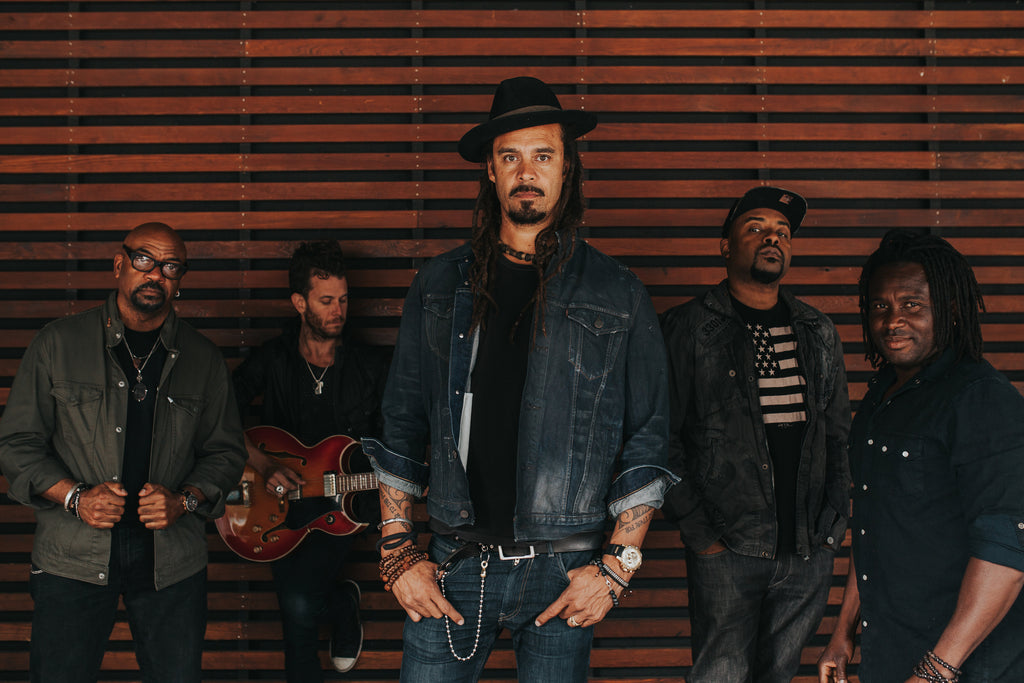 """Good Shit Happens"" by Michael Franti & Spearhead"