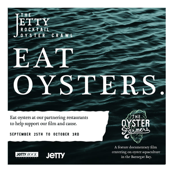 Jetty Rocktail Oyster Crawl