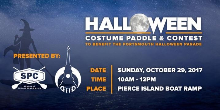 halloween costume paddle contest jetty