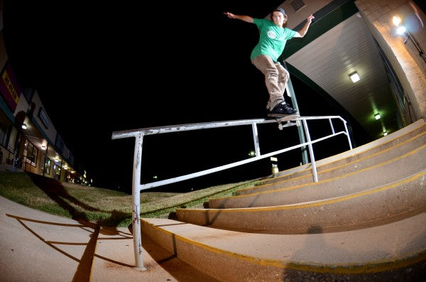 Ronnie Kessner - Bs Smith - Delaware Rail