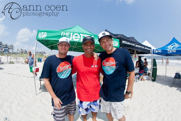 Jeremy, David & Cory @ The 3rd Annual Jetty Coquina Jam