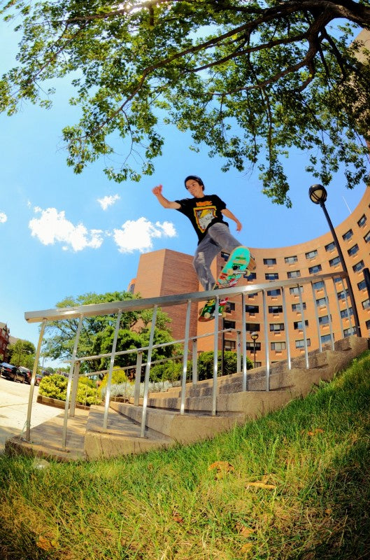 FS Lip to Fakie by Dylan DiMauro