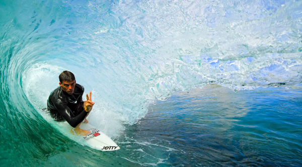 Randy Townsend by Trevor Murphy - Surfline Photo Contest