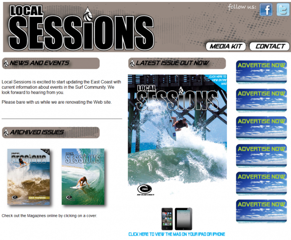 Local Session 5 Year Anniversary Issue