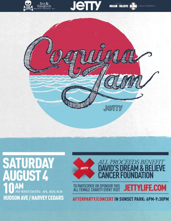 4th Annual Jetty Coquina Jam