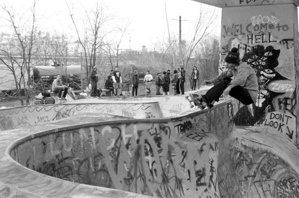 Fritz Mead Frontside Air