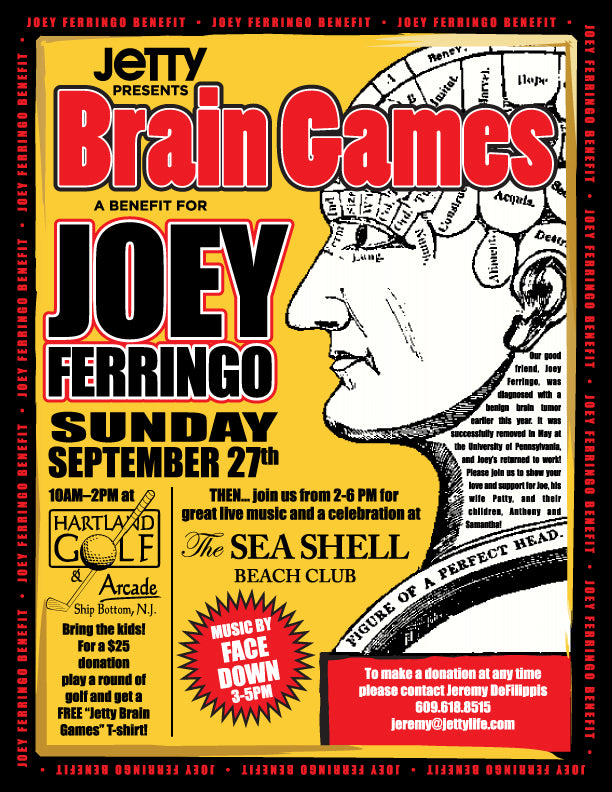 Brain Games Flyer