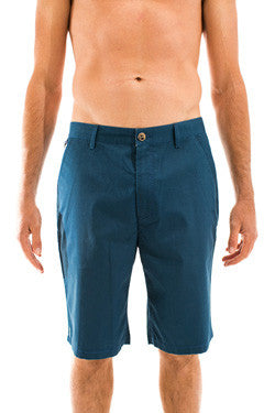 Standard Blue Walkshorts - Jetty - 1