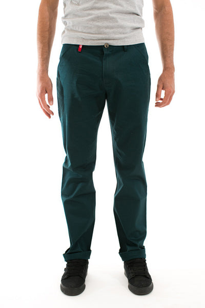 Jetty - Strider Forest Green Pants