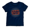 Tot Future Grom Navy Tee - Jetty