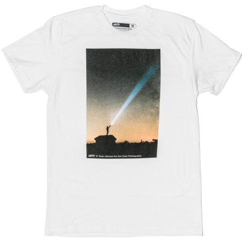 Jetty - Ryan Johnson Tee- White