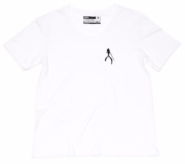 Logo Line Diver Tee - Jetty - 1