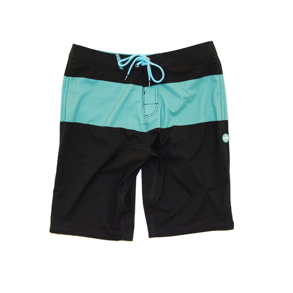 Jetty - Chlorine Sandbar Boardshorts- Black