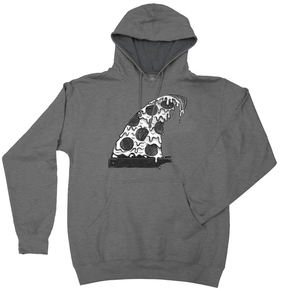 Grom Extra Steeze Hoodie- Heather Grey