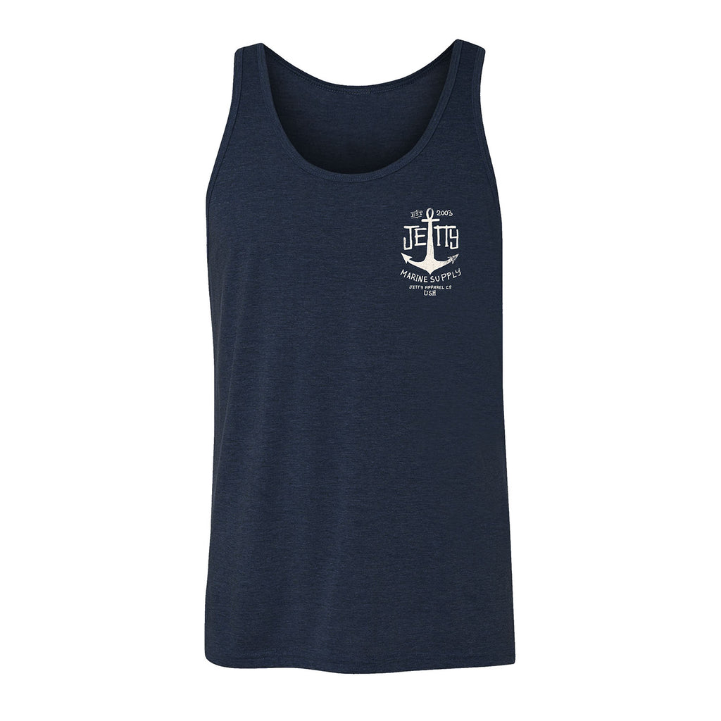 Jetty - Anchoramos Tank- Navy