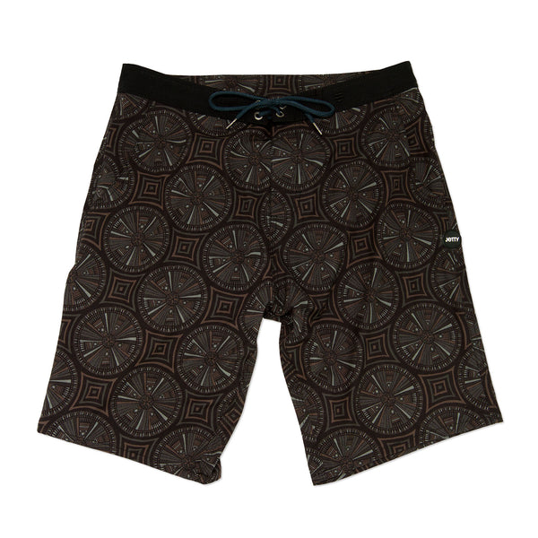 Jetty - Chambers Boardshorts- Black