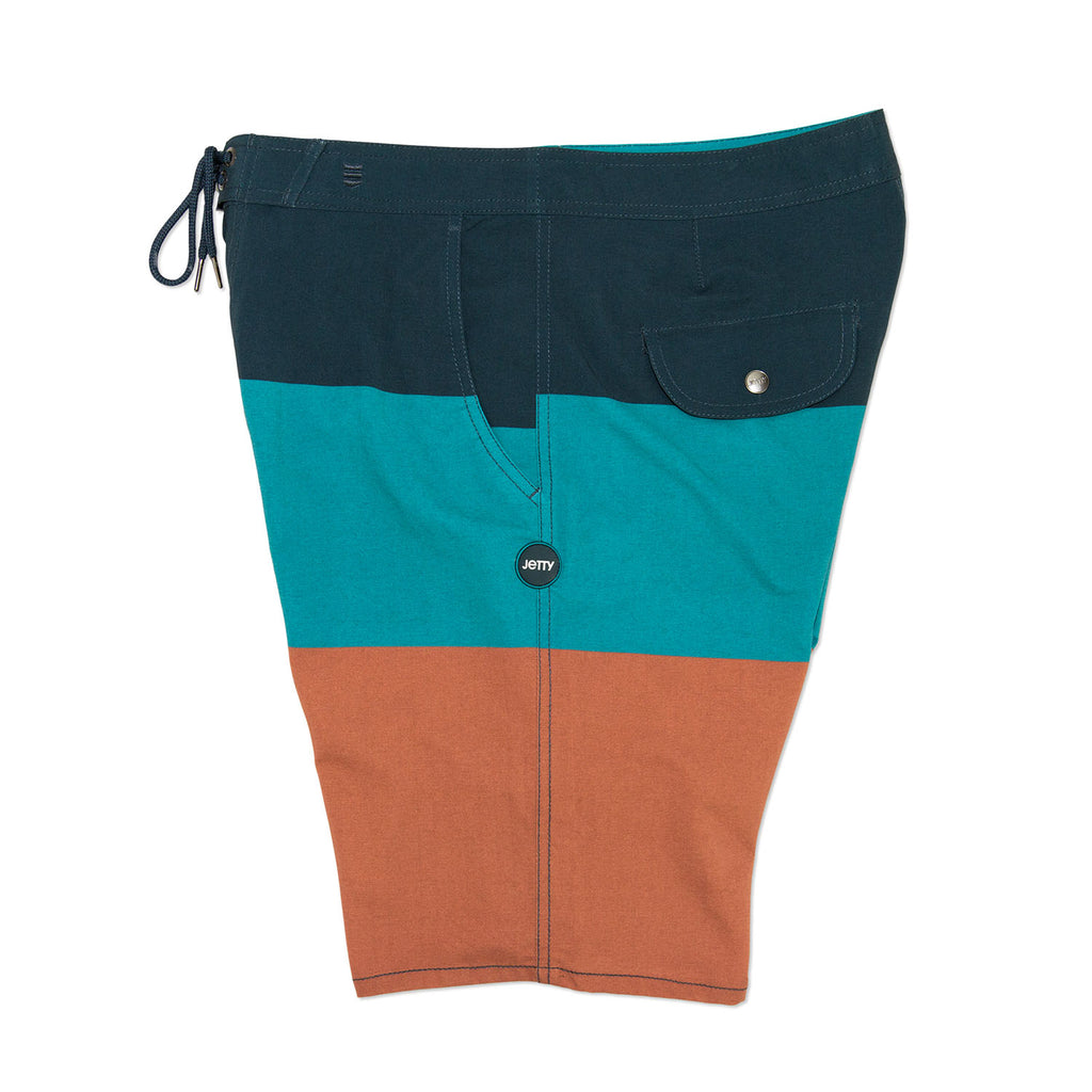 Jetty - Thompson Boardshorts- Teal