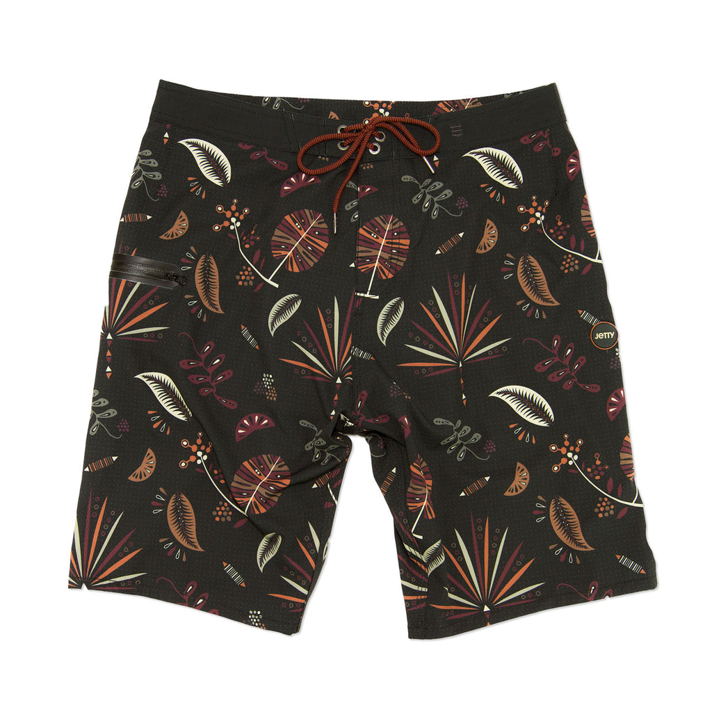 Jetty - Barrow Boardshorts - Black