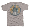 Throttle Tee - Heather Grey