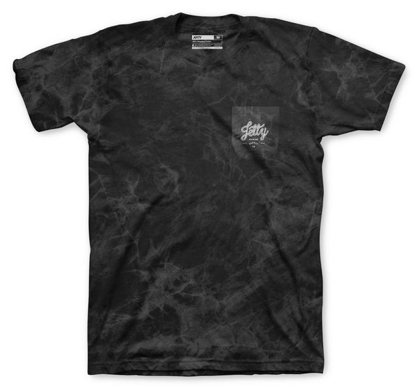 Ventura Pocket Tee - Black