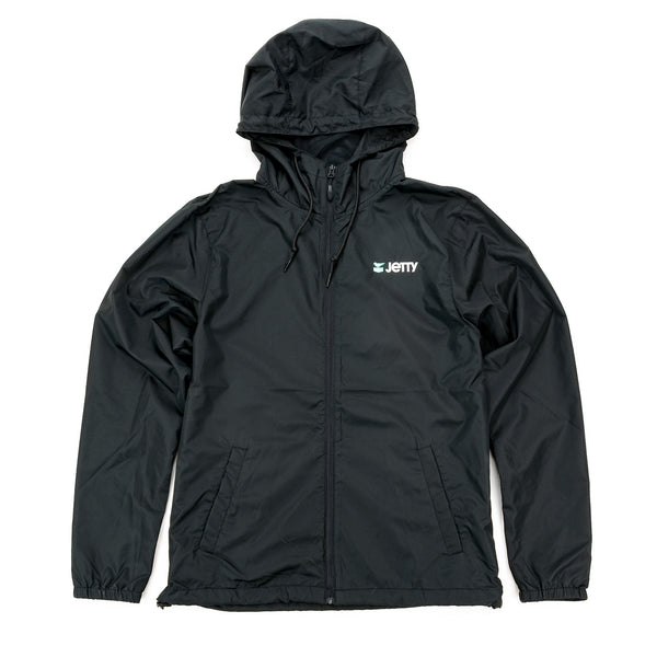 Starboard Otis Windbreaker- Black