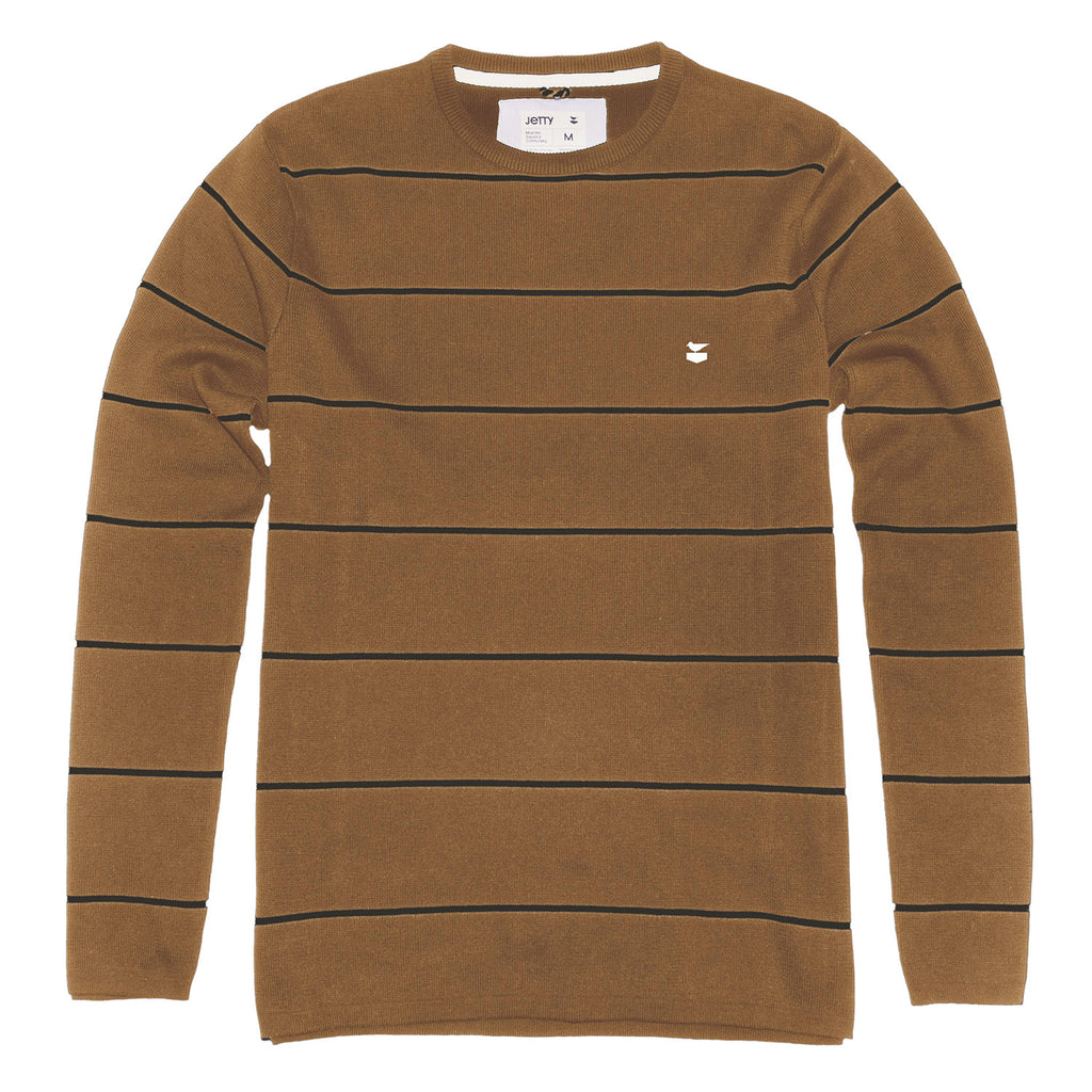 Jetty - Carolina Sweater - Brown