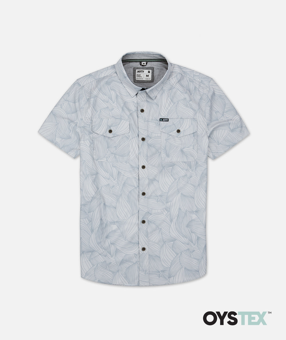 Wellspoint Button Up - Fog