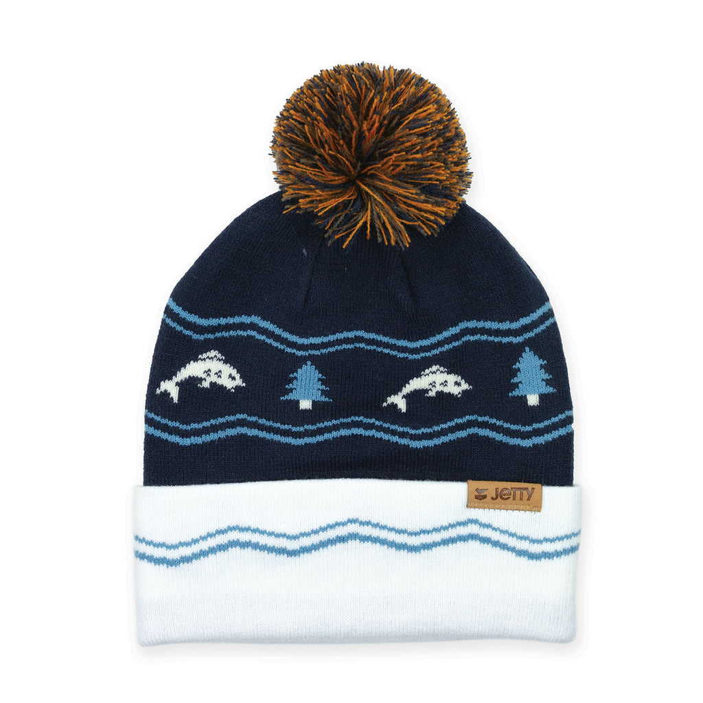 Jetty - Fishery Beanie- Navy