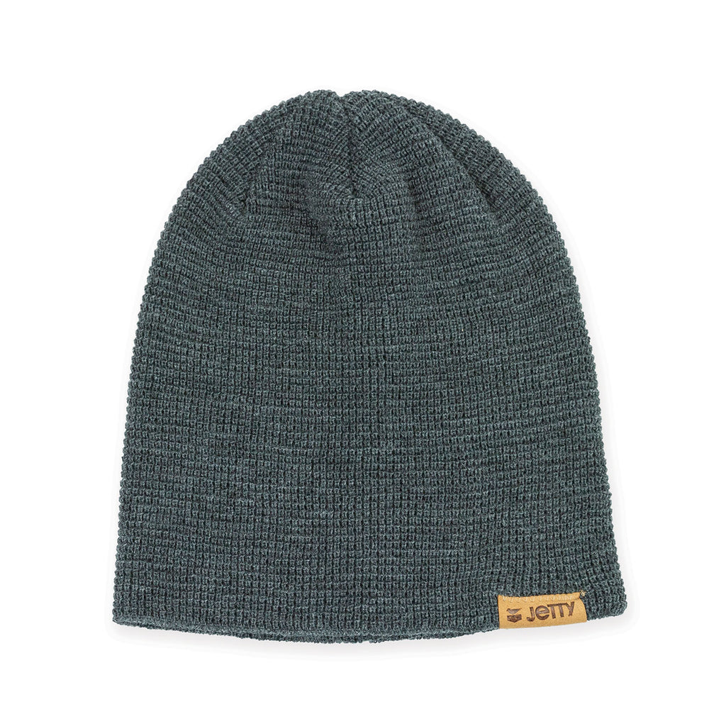 Jetty - Highlands Beanie- Charcoal