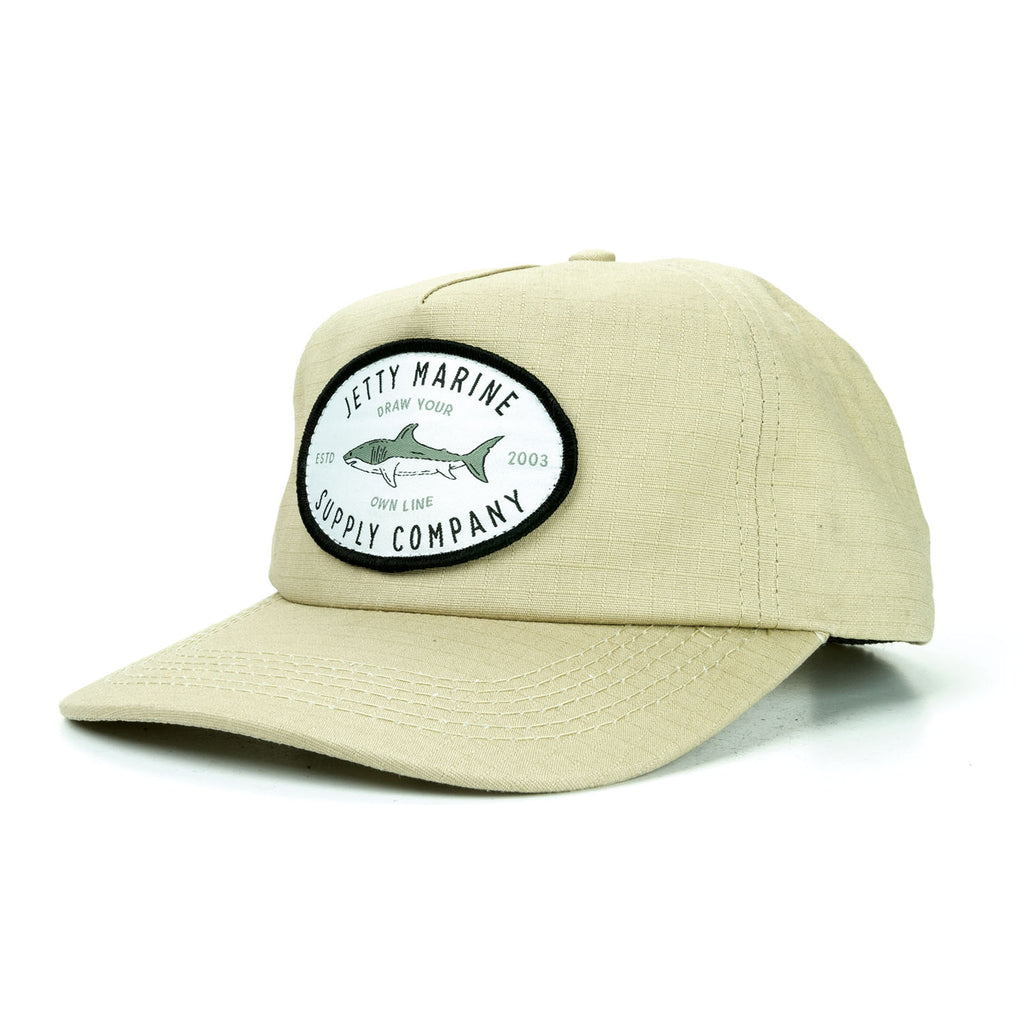 Jetty - Mary Lee Snapback - Khaki