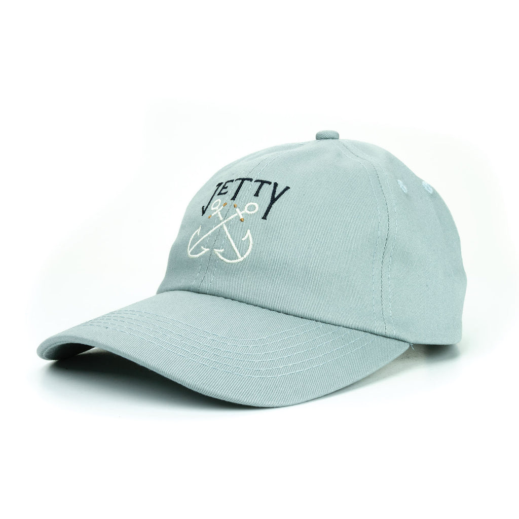 Jetty - Cleevlock Dad Hat - Light Blue