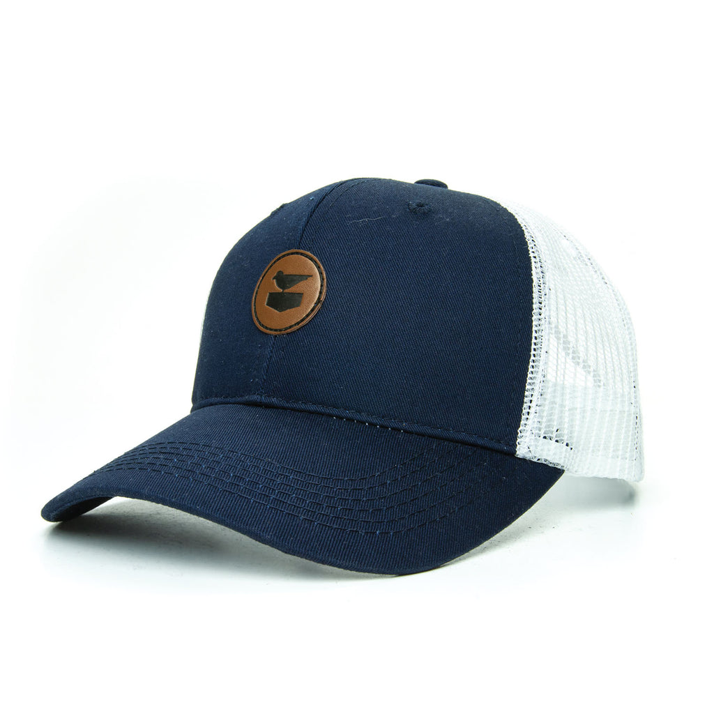 Jetty - Penny Trucker - Navy