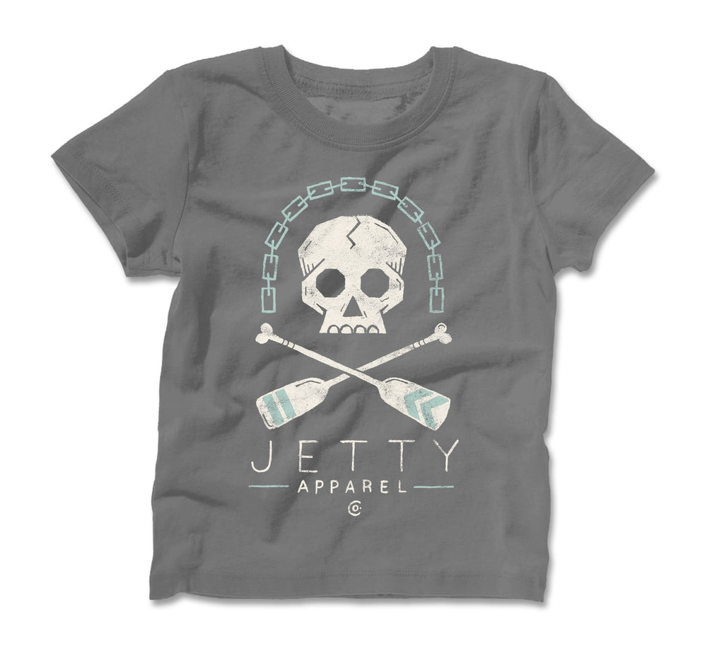 Jetty - Tot Oarsmaen Tee- Grey