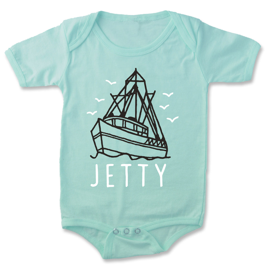 Jetty - Mini Victory Jumper- Mint