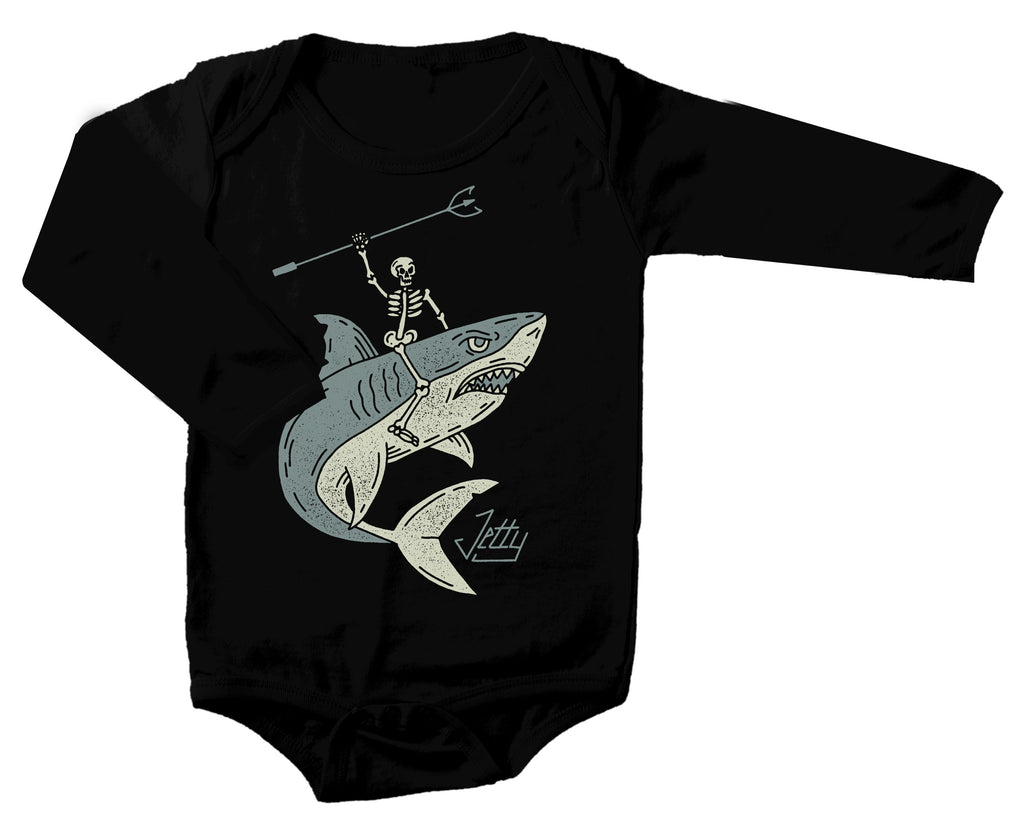 Jetty - Mini Undead LST Jumper- Black