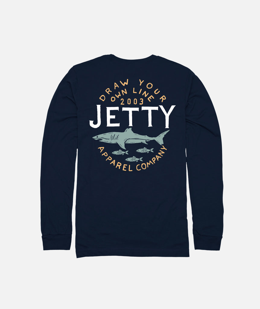 Jetty - Chomped LST - Navy