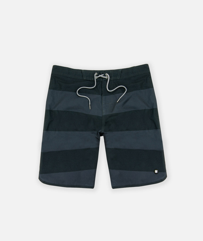 Jetty - Sandbar Hybrid Boardshorts - Black