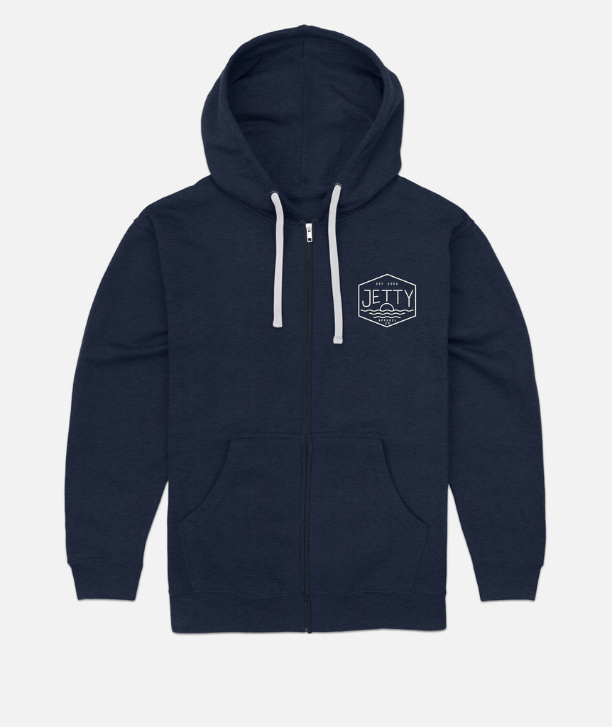 Jetty - Shutter Zippy- Navy
