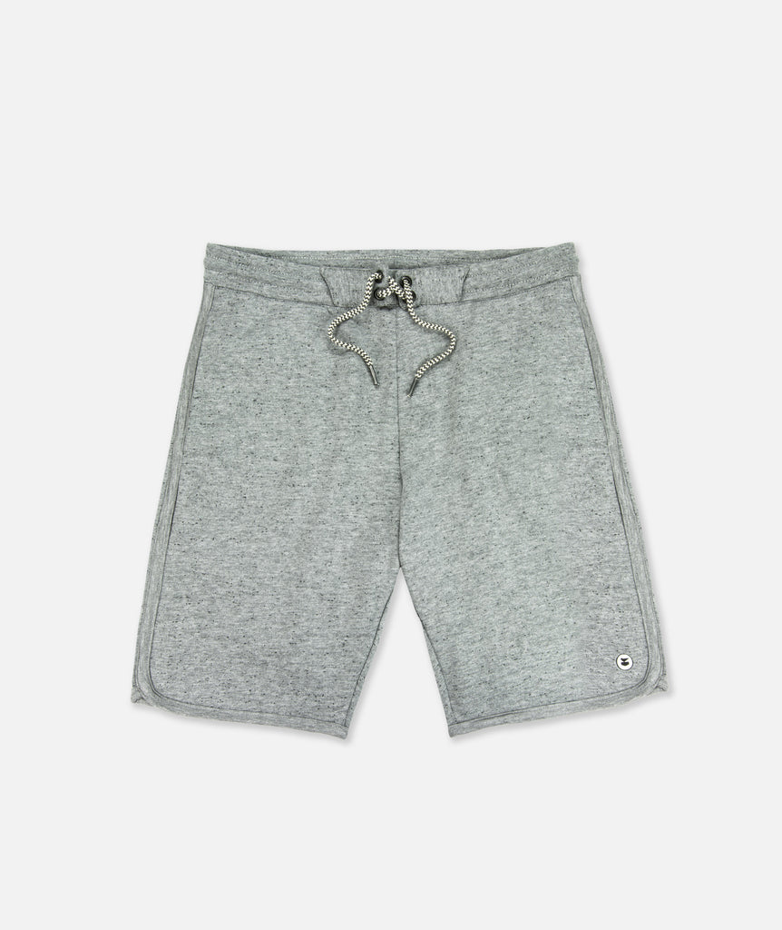 Jetty - Siesta Short- Athletic Heather Grey