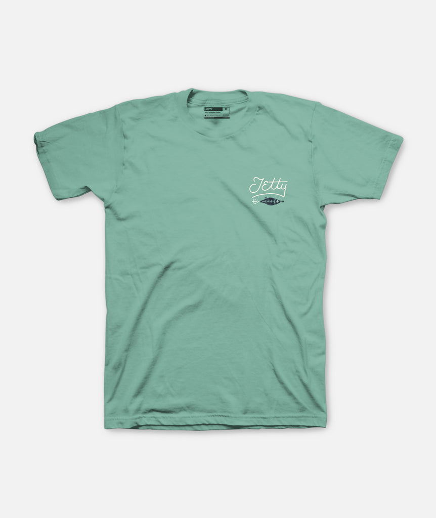 Jetty - Spoons Tee - Mint