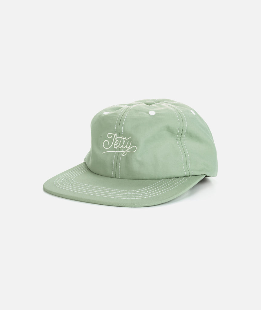 Jetty - Mordecai Six Hat- Mint