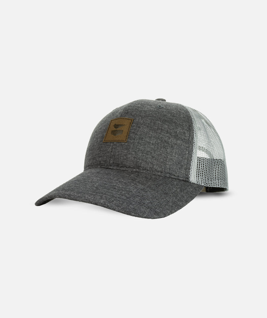 Jetty - Piling Trucker- Charcoal