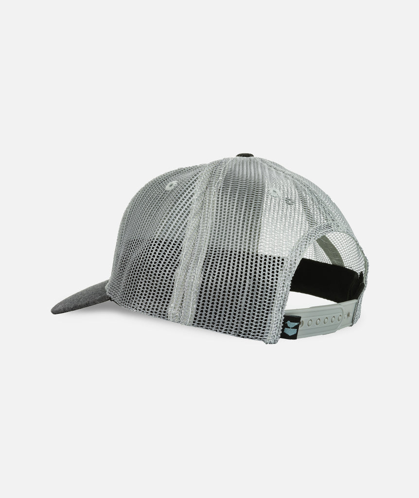 Starboard Otis Snapback- Heather Grey
