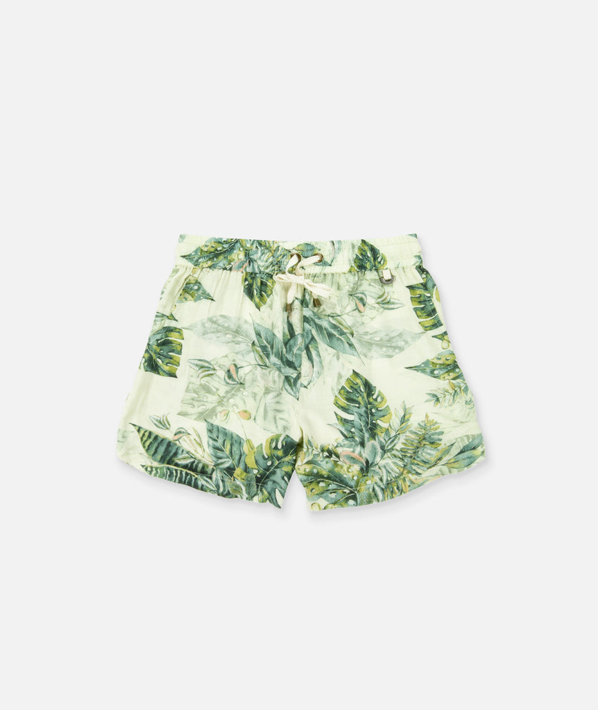 Jetty - Madison Shorts- Natural